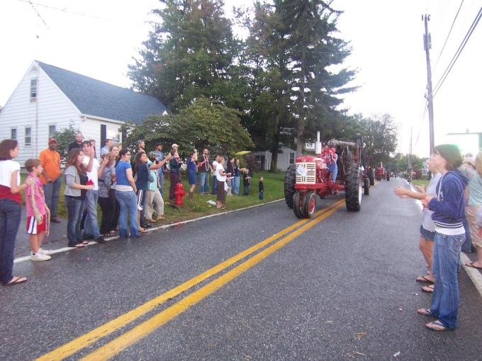 tractor gras